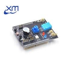 Multi-função placa de expansão dht11 temperatura e umidade lm35 temperatura buzzer
