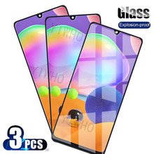 цена на 3PCS Samsun A315F Protective Glass For Samsung Galaxy A31 Screen Protector on the Samsan Galaxi A 31 Tempered Glass Safety Films