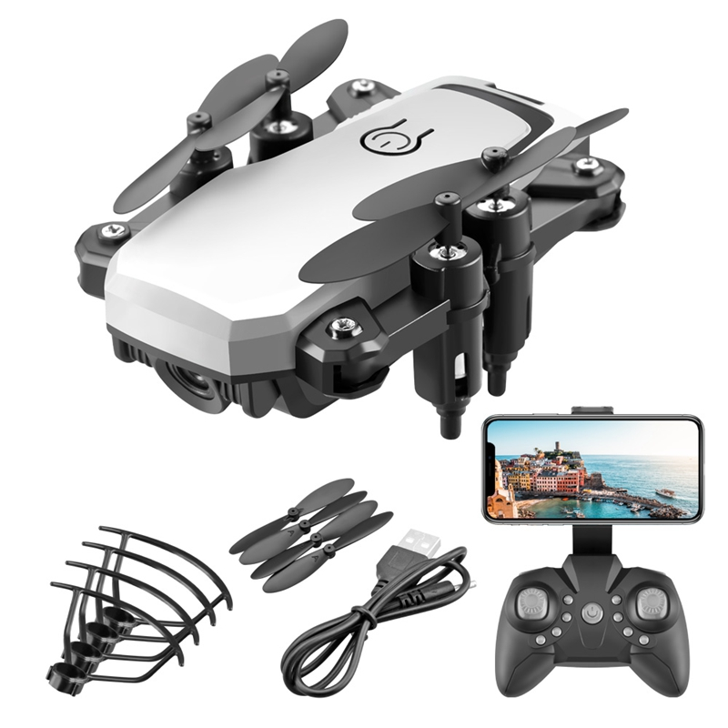 HD Drone 4K Quadcopter Profissional Drone Cameras Mini Drone Toys for Children Folding Dron RC Helicopter Drones Kids Toys Gift(China)