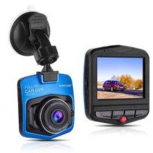 Mini 2.2 Polegada portátil hd carro dvr câmera gravador de condução completo hd 1080 p vídeo do carro gravador de vídeo visão noturna condução gravador