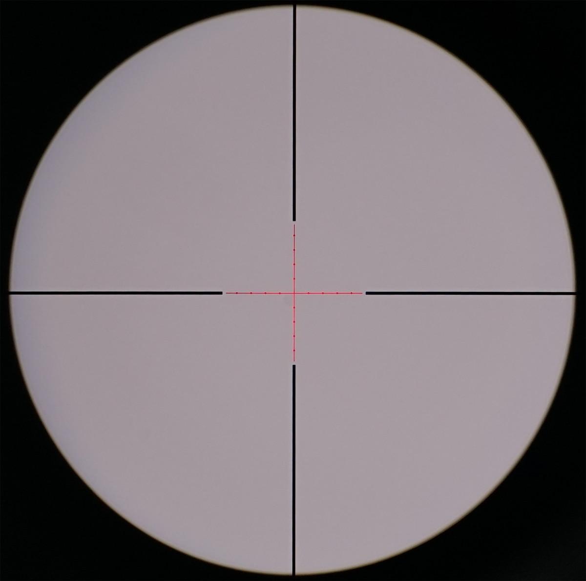 âmbito longo alcance 34mm cnc anel. 308