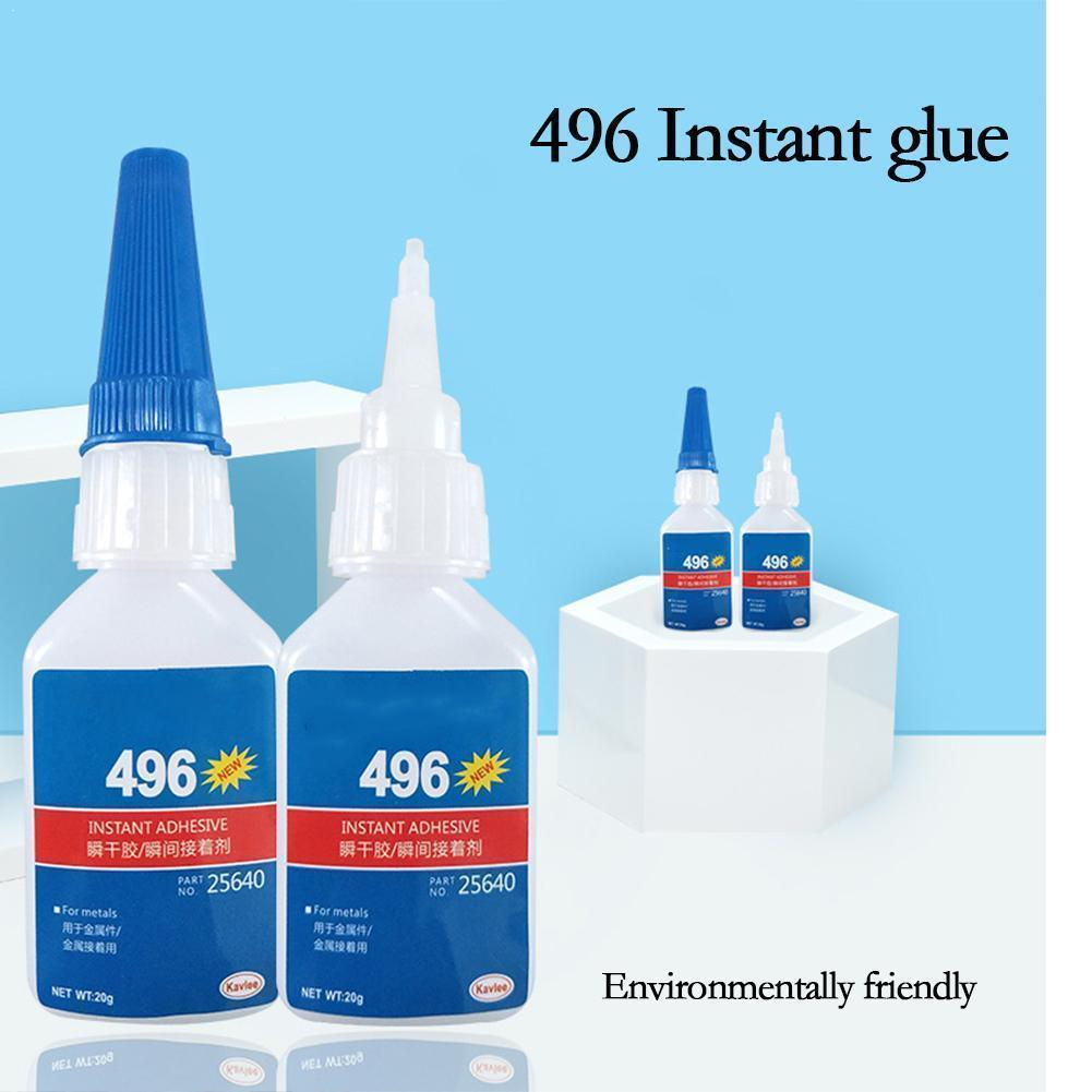 High Viscosity Glue High Performance And Quick Drying Office 406 Stationery Super Transparente Epoxi Resina Glue Glue C2W7