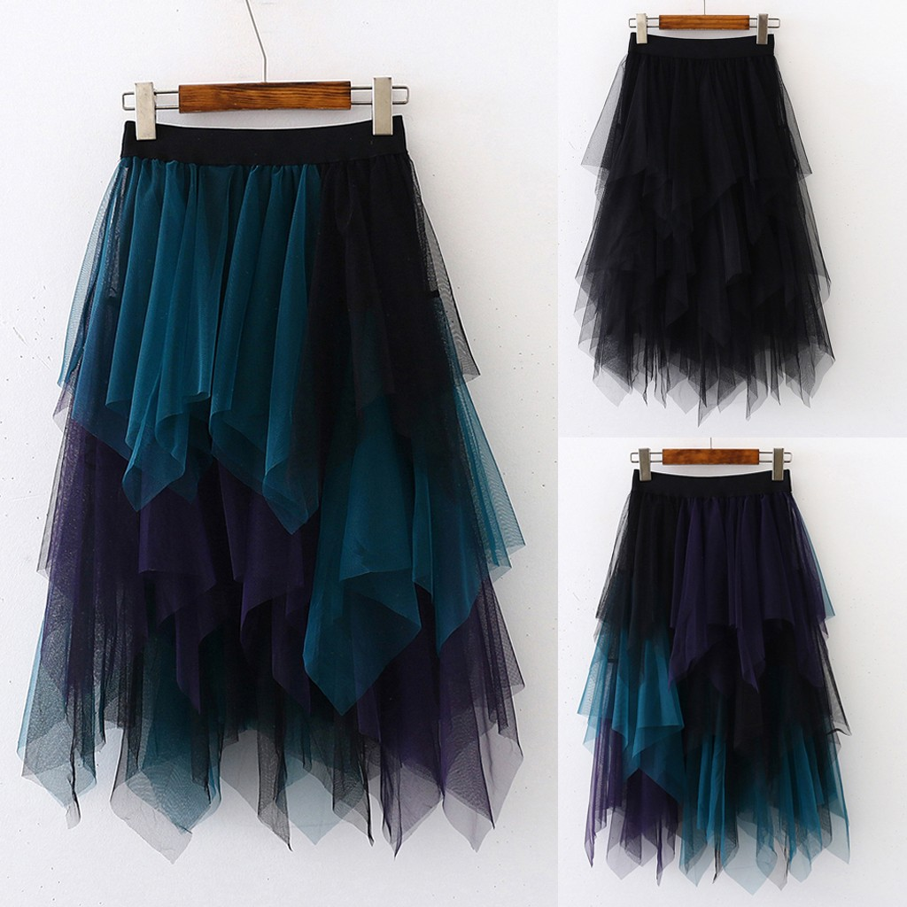 Are You Sure Not To Click In And See? Women High Quality High Waist Lady Pleated Short Skirt Adult Tutu Dancing Skirt Hot Sale