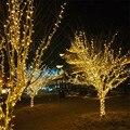 Decoração Da Árvore de natal 10 m/20 m/30 m LEVOU Seqüência de Luz Decorações De Natal para Casa Ano Novo feliz Natal Decoratie Kerst.
