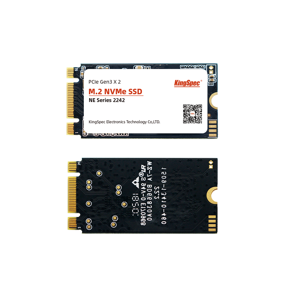KingSpec m2 ssd 120gb NVME 2242 SSD 240gb M2 pcie 500gb m.2 Solid State Drive hdd for Laptop Thinkpad T480,T470P,T580,T570,L570 image