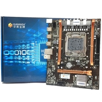 HUANANZHI X79 4M LGA2011 DDR3 PC Desktops LGA 2011 Computer Motherboards Suitable for Server ECC ECC REG RAM