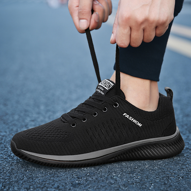 Breathable Running Shoes For Man Sport Shoes Men Sneakers Zapatos Corrientes De Verano Chaussure Homme Marque Zapatos De Mujer