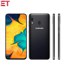 New Samsung Galaxy A30 A305F-DS 4G LTE 4GB RAM 64GB ROM Mobile