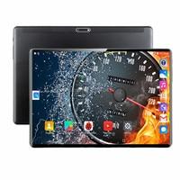 Новый хит продаж 10 дюймов 3g/4G телефонный звонок планшетный ПК Android 9,0 Восьмиядерный ram 6 ГБ 64 ГБ rom Бренд две sim-карты WiFi gps планшет