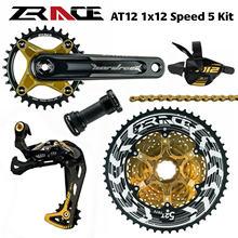 ZRACE LTWOO AT12 eagles 12 скоростной кривошипный набор + переключатель передач + задний переключатель 12 s + Альфа кассета 52T/Звездочка + цепь, EAGLE GX sti