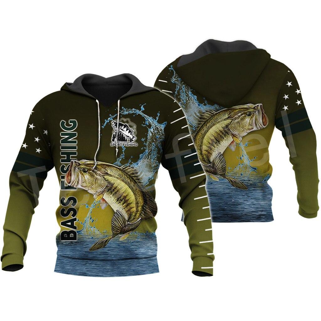 Tessffel NewFashion Animal Marlin Hunting Fishing Harajuku Casual Pullover 3DPrint Zipper/Hoodie/Sweatshirt/Jacket/Men/Women S20