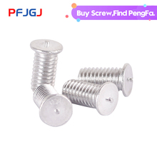 Peng Fa 304 stainless steel welding screw spot implantation M3M4M5M6M8