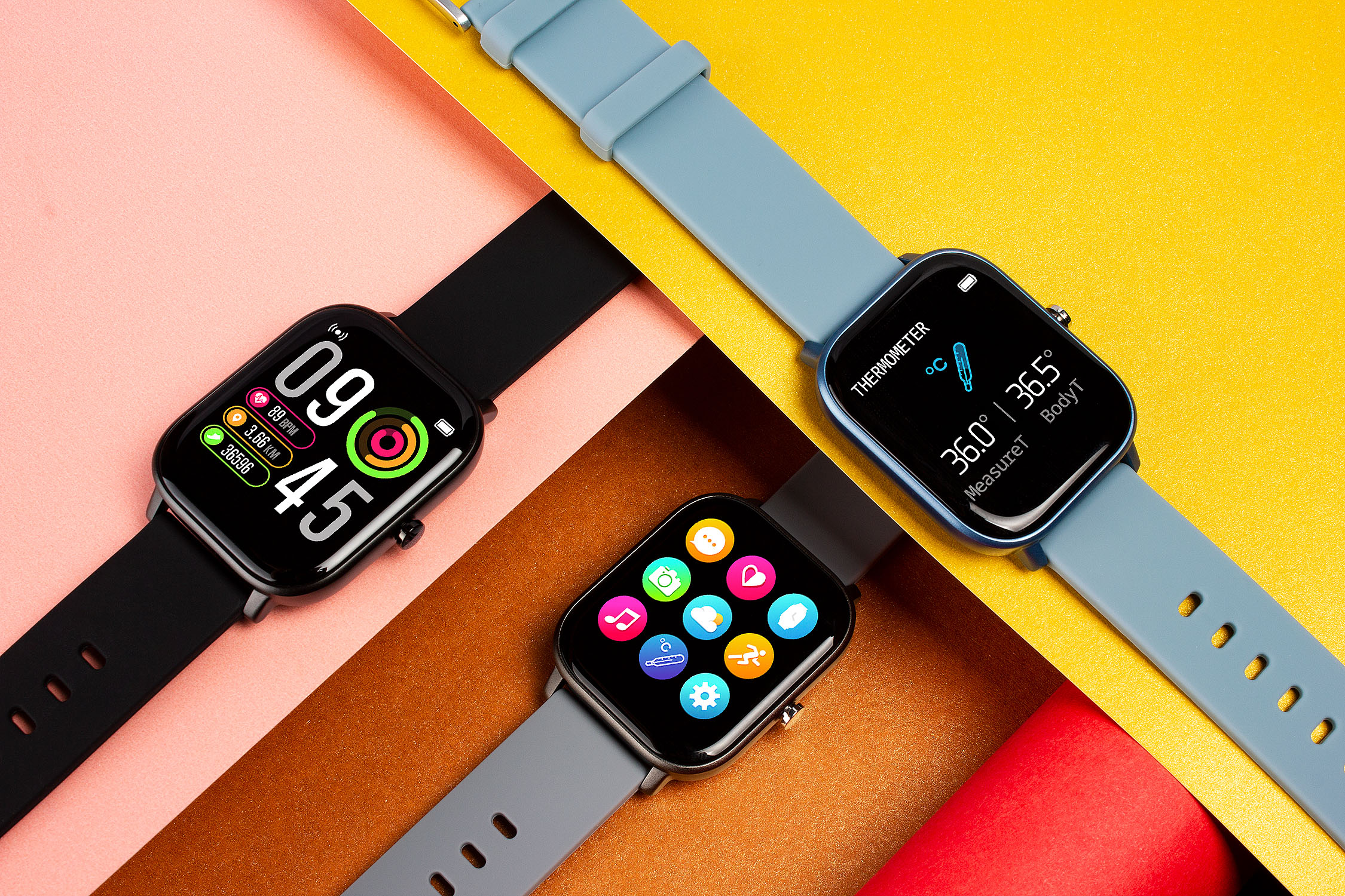 COLMI P8 Pro Smart Watch with Heart Rate Monitor 12