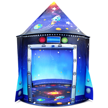 House Tente Space-Toys Enfant Baby Play YARD Tipi Kids Portable Children