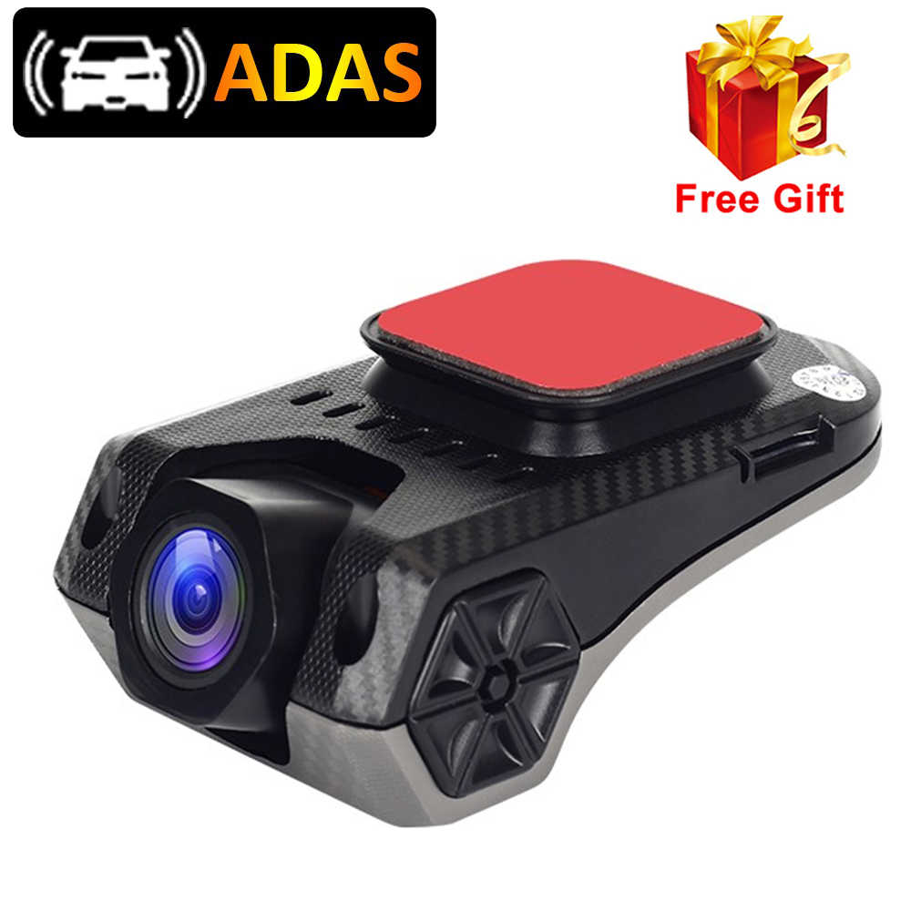 1080P Dash Cam Dvr Dash Auto Camera Dvr Adas Dashcam Android Dvr Auto Recorder Dash Cam Night Versie 1080P Recorder