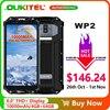 """OUKITEL WP2 IP68 Waterproof NFC Smartphone 6.0"""" 18:9 MT6750T Octa Core 4GB RAM 64GB ROM 10000mAh Fingerprint Mobile Phone"""