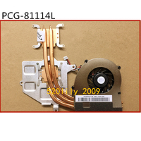 New CPU Fan Cooler heatSink radiator Assembly For Sony PCG 81114L