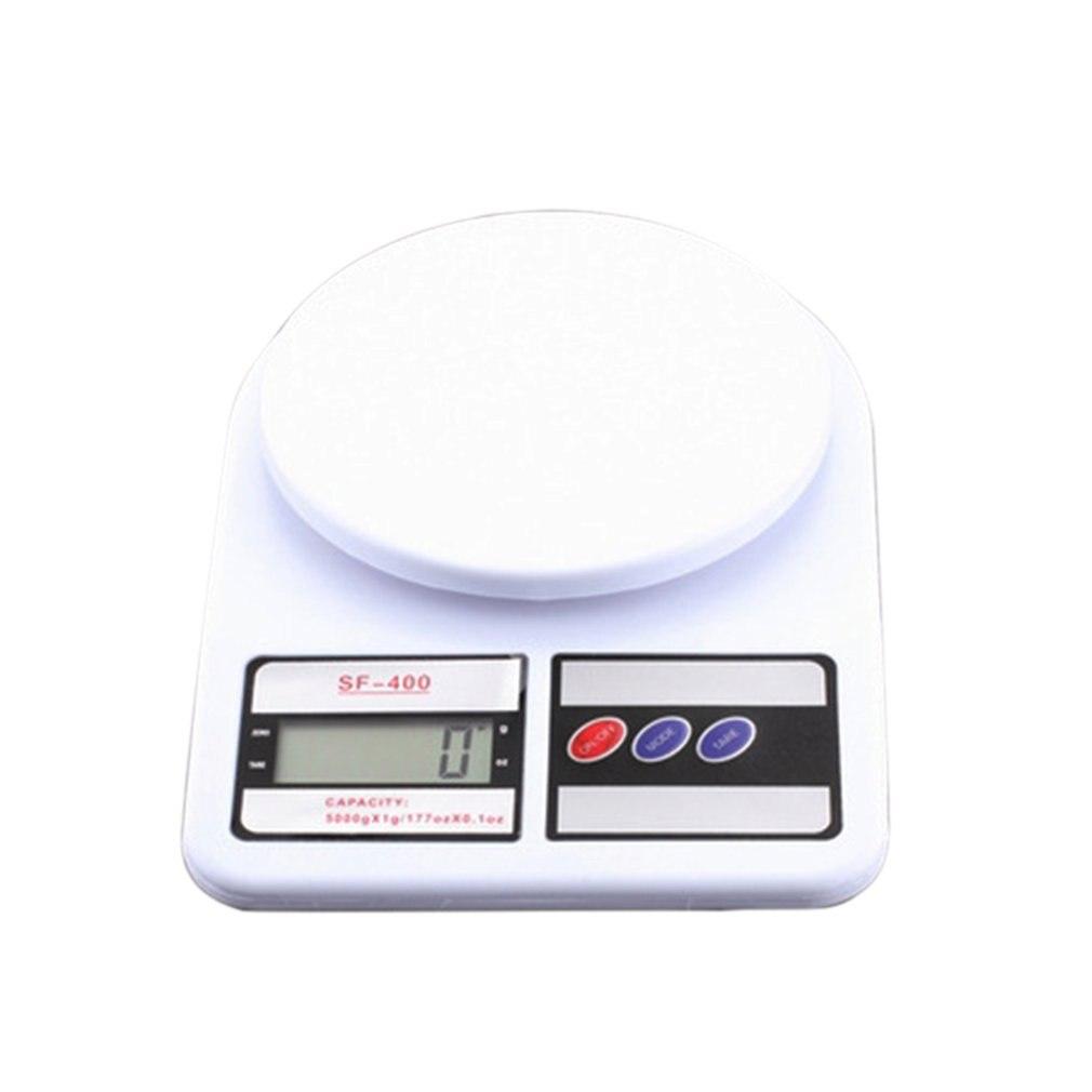Высокоточные цифровые весы SF400 7 кг/1 г, высокоточный датчик деформации, цифровые весы-0