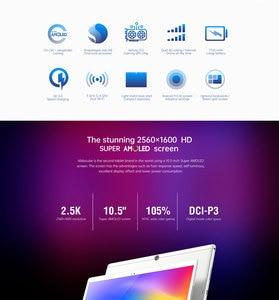 Image 5 - Ветвью Alldocube X Neo Android 9,0 Dual Core 4 аппарат не привязан к оператору сотовой связи планшеты Snapdragon 660 4 Гб Оперативная память 64 Гб Встроенная память 10,5 дюймов Super Amoled Экран 2,5 k 2560 × 1600 IPS