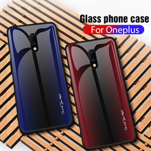 Tempered Glass Case for Oneplus 1+ 7 Pro