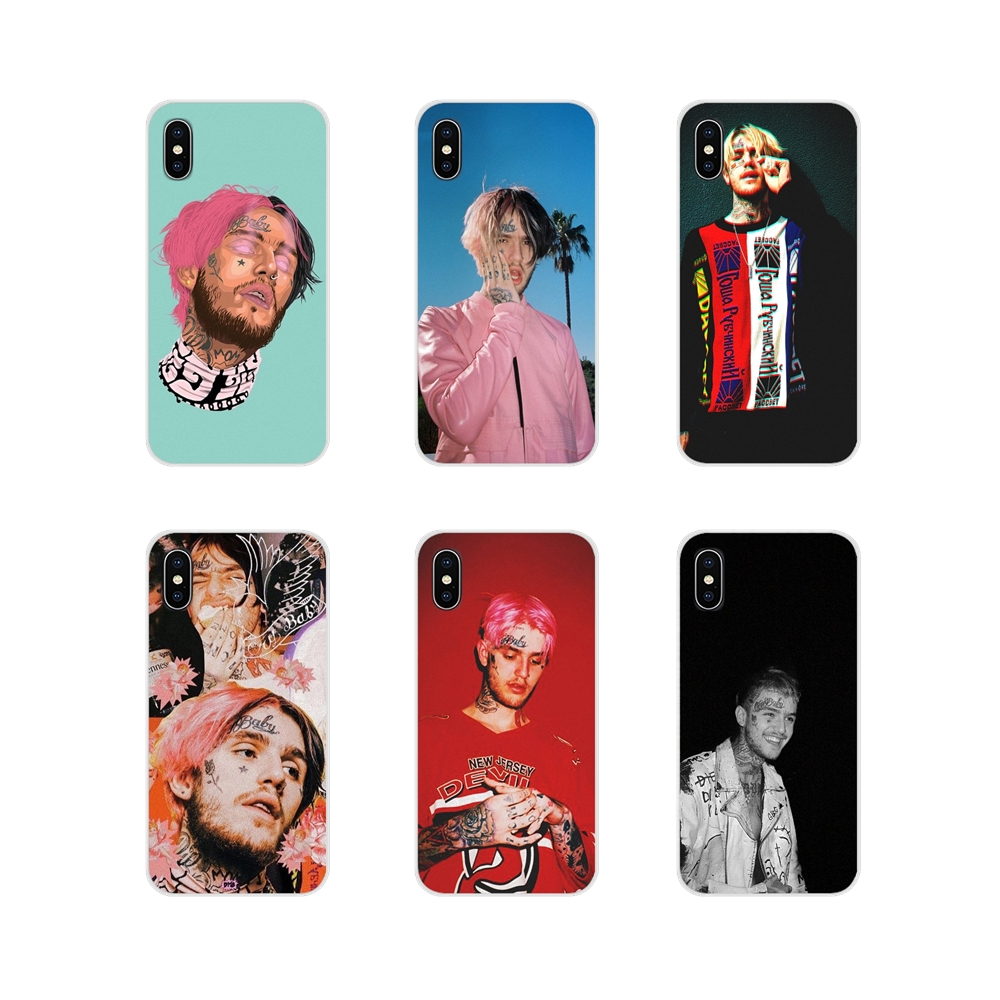TPU <font><b>Case</b></font> Tentacion <font><b>Lil</b></font> <font><b>Peep</b></font> <font><b>Lil</b></font> Bo <font><b>Peep</b></font> Popular Design For Apple <font><b>iPhone</b></font> X XR XS 11Pro MAX 4S 5S 5C SE 6S 7 <font><b>8</b></font> Plus ipod touch 5 6 image