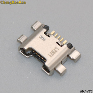 Image 3 - 100PCS/lot Micro USB Jack For Huawei Honor 7X 7A 7C For Honor 9 Lite Enjoy 7S Charging Connector Charge Port Socket Dock Plug