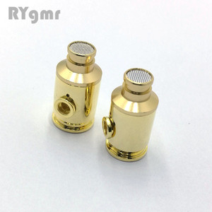 Image 3 - GM80 auriculares intrauditivos de metal de 8mm, sonido de calidad, música HIFI, auriculares realmente bull con conector MMCX