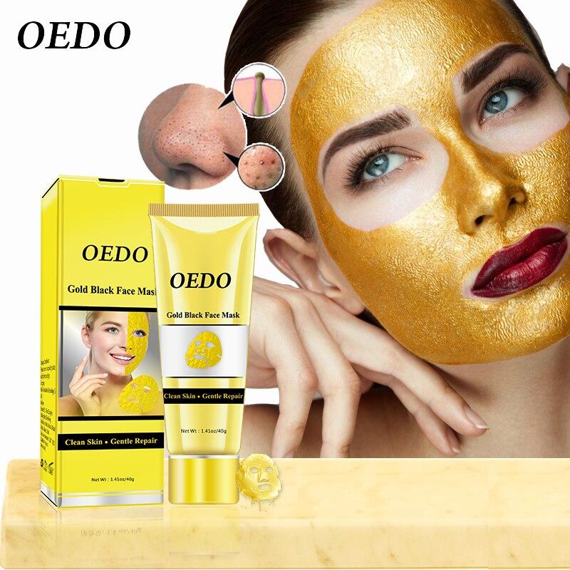 Gold Remove Blackhead Mask
