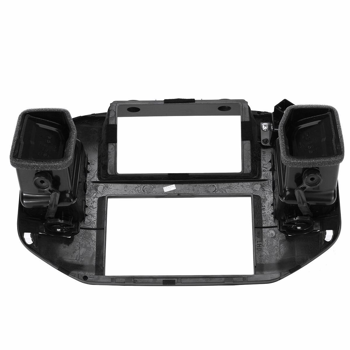 NIEUWE 1Pcs Black Front Dashboard Air Vent Outlet Panel Voor Mitsubishi Pajero Montero Shogun MK3 2001 2006 - 3