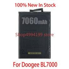 100% 7060 2600mahのbl 7000バッテリーdoogee BL7000携帯電話株式高品質