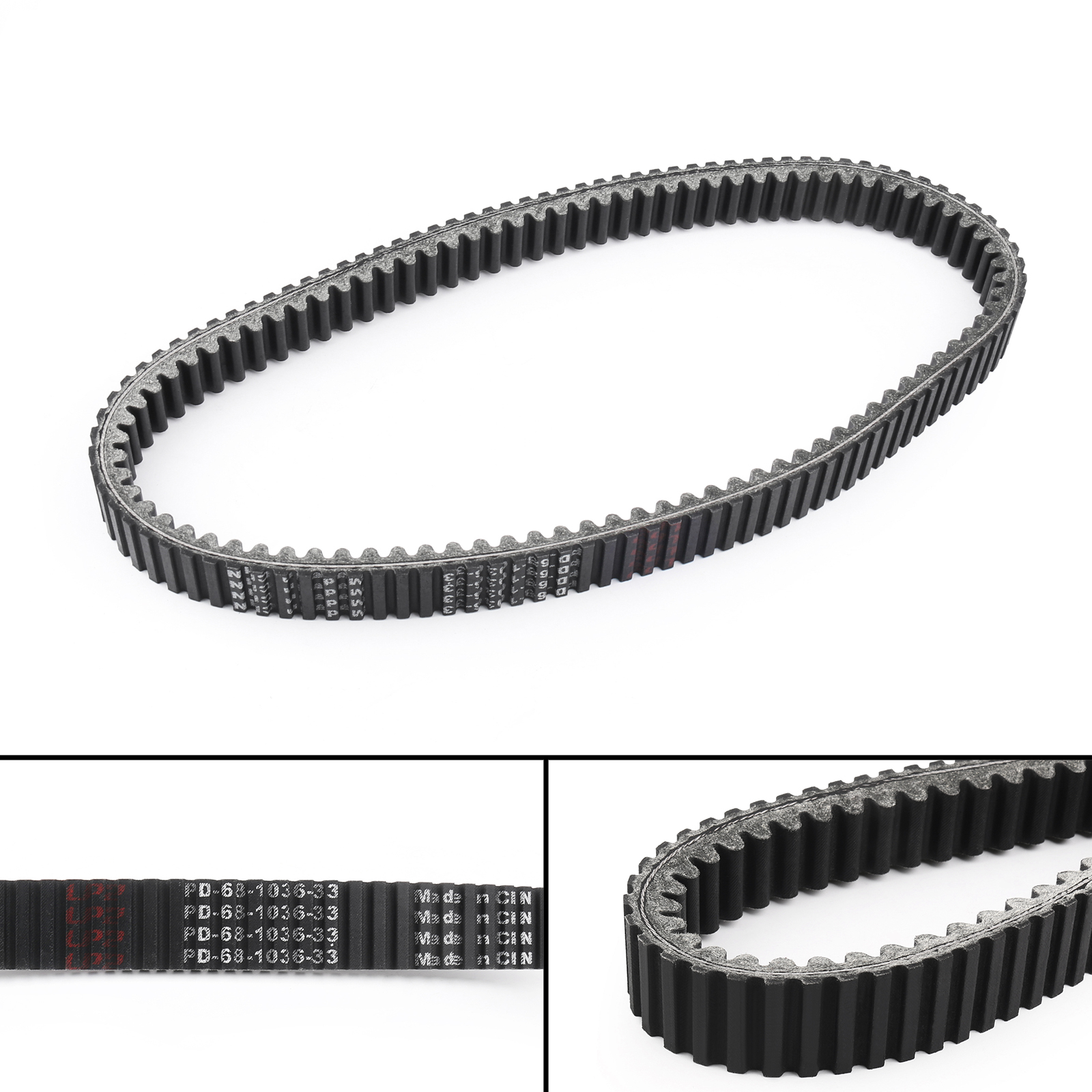 Artudatech Drive Belt 0823-497 For Arctic Cat Wildcat Sport 700 2015-18 Trail 700 2014-2018 2016 2017