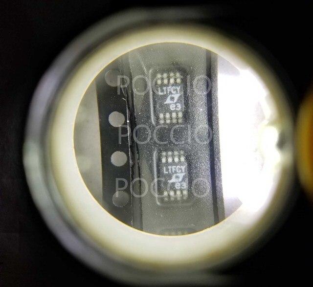 LTC6655 LTC6655BHLS8 2.5 LTC6655CHLS8 2.5 LTC6655BHMS8 2.5 LTC6655CHMS8 2.5 0.25ppm רעש, נמוך להיסחף דיוק אזכור