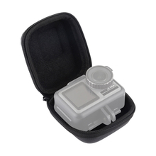 Mini Protective Storage Box Bag Case for GoPro Hero 8 7 6 5 4 Yi 4K Sjcam Sj8 M10 Eken DJI Osmo Action Camera Accessory portable hand grip waterproof selfie stick pole tripod for gopro hero 7 6 5 4 sjcam eken yi 4k dji osmo action camera accessory