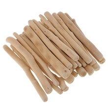 250g Lange Natürliche Treibholz Äste, Wald Holz Handwerk Sticks, Unfinished Holz Stück, rustikalen Terrarium Holz Aquarium Ornamente