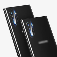 For Samsung Galaxy Note 10 Back Camera Lens Tempered Glass Screen Protector For Galaxy Note 10 Back Lens Film Protective Glass for samsung galaxy note10 pro 3d carbon fiber protective back film for galaxy note 8 9 10 10 back screen protector film sticker
