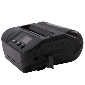 Thermal Label Printer Printer Qr Code Sticker Barcode Thermal Adhesive Clothing Label Printers 80mm for Printing EU Plug