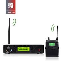 RU-510 система мониторинга беспроводной в ухо монитор профессиональный для сцены