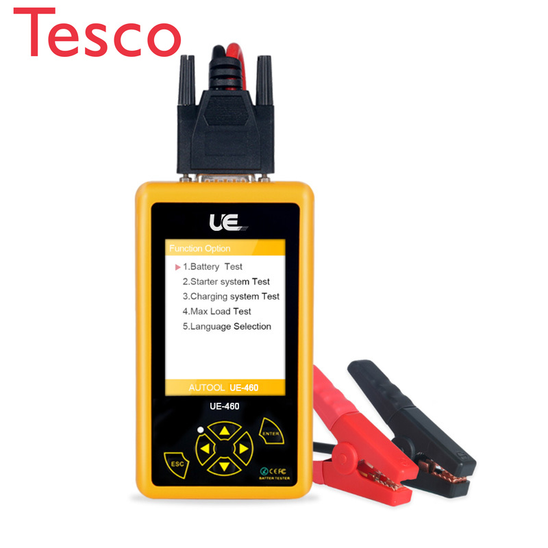 Car Battery Diagnostic Life Test Kit Online Laptop Auto Charging Starting System Meter Battery Test Machine image