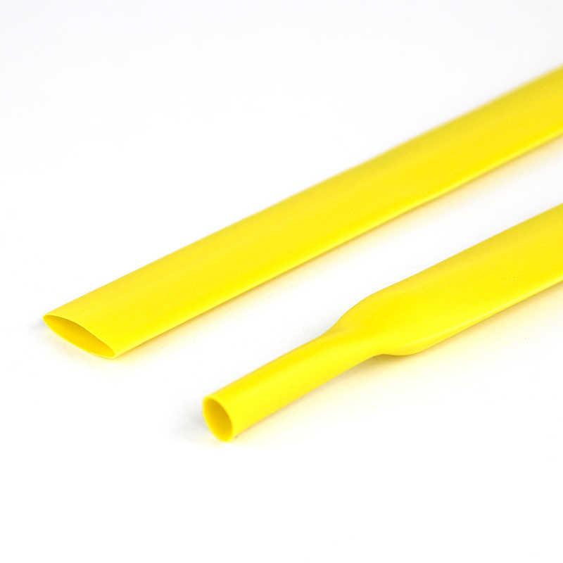 10 メートル/ロットセット熱収縮チューブ 2:1kit 絶縁スリーブ termoretractil ポリオレフィン縮小盛り合わせ熱チューブワイヤーケーブル