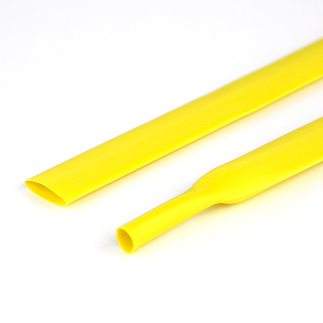 10 m/partia zestaw rurka termokurczliwa 21 zestaw izolacyjny rękaw termoaktywny poliolefinowy kurczący się przewód rurowy