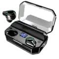 KYCXD TWS bluetooth 5,0 наушники интеллектуальный сенсорный Мощный светодиодный дисплей большой емкости зарядки мини спортивные беспроводные наушн...