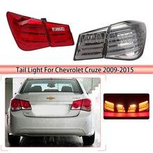 LED Taillight For Chevrolet Cruze 2009 2015 LED Rear Light Back Lamp Assembly Revere +Turning+Running+Park light