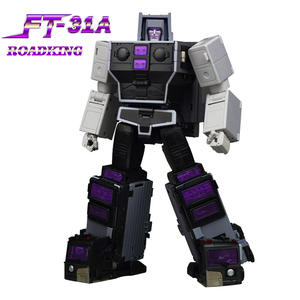 Toys Transformation-Toy Robots-Collection Action-Figure Masterpiece Deformed Aka Roadking