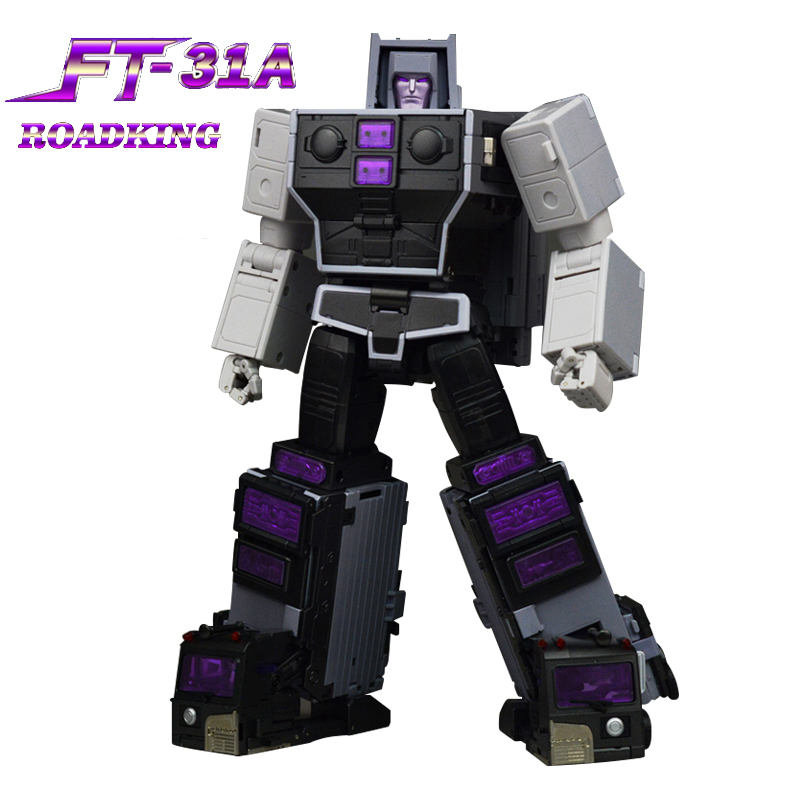 Fans Toys Transformation Toy Masterpiece FT-31A FT31A Roadking Aka MP Motormaster MISB Action Figure Robots Collection Deformed
