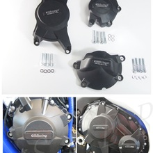 Cover Guard Protector Motorcycle-Engine-Case Suzuki GSXR1000 Gb Racing for GSX-R L0-L6