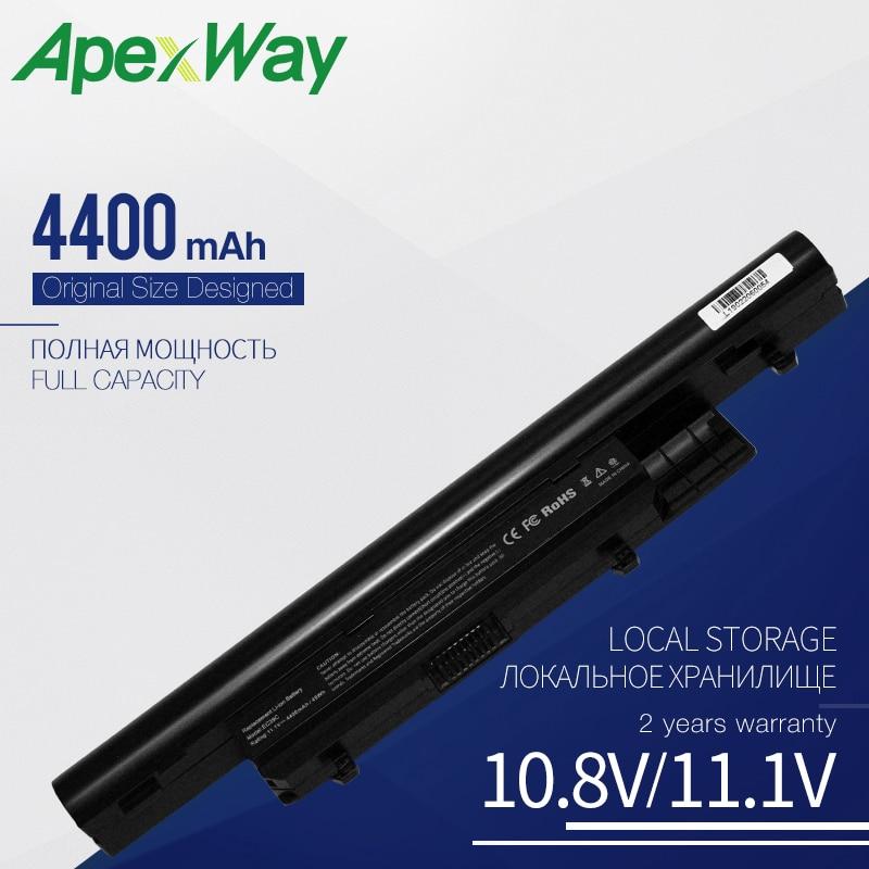 Apexway 4400 MAh Laptop Battery AS10H31 AS10H5E AS10H75 AS10H7E AS10H51 AS10H3E For Acer EC39C EC49C Series EC39C01w EC39C01u