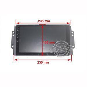Image 4 - 4G WIFI 2G 32G אנדרואיד 9.0 2 דין רכב רדיו עבור Chery Tiggo 3X tiggo 2 3 autoradio магнитола רכב אודיו автомагнитола רכב סטריאו