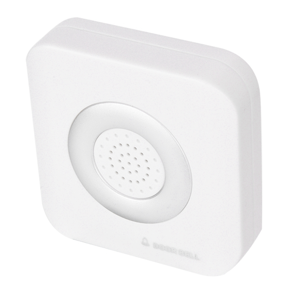 SOONHUA Wall-Mounted Wired Doorbell With Loud And Soft Ringing Sound 4 Core Door Bell For Home Office Access Control System