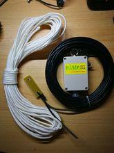 Antena 2020 do hf da meia-onda da alimentação da extremidade de 100 k4edf 7 mhz 14 mhz 21 mhz 28 mhz 5-35 mhz