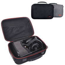 Oculus Quest Carrying Case Storage Bag Waterproof Shockproof EVA Hard Cover Shell Portable Box All-in-one VR Headset Accessories(China)